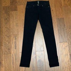 Just Black - Black Denim Jeans